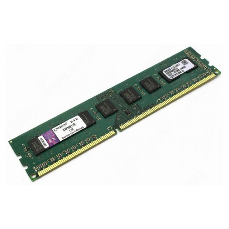 Память DDR3 8Gb 1600MHz Kingston KVR16N11/8 RTL PC3-12800 CL11 DIMM 240-pin 1.5В