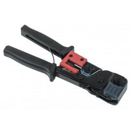 Инструмент ITK TM1-B10V для обжима (упак:1шт) черный