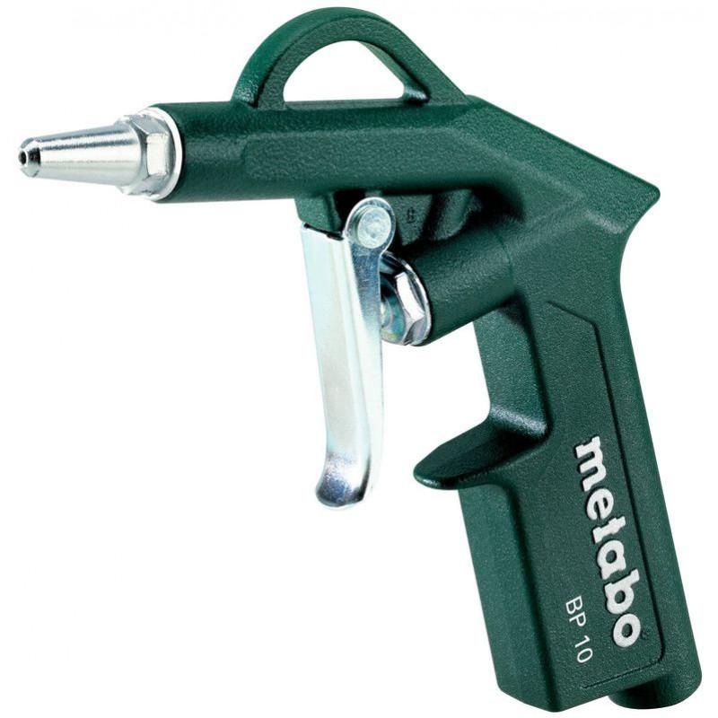 Пистолет продувочный для пневмоинструмента Metabo BP 10 200л/мин