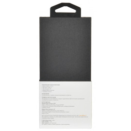 Кабель Digma USB A(m) micro USB B (m) 0.15м черный