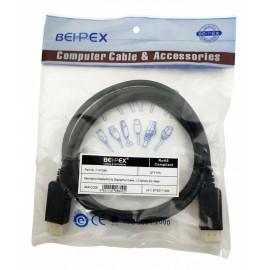 Кабель 1.2v DisplayPort (m) DisplayPort (m) 2м черный