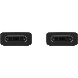 Кабель Samsung EP-DA705BBRGRU USB Type-C (m)-USB Type-C (m) 1м черный (упак.:1шт)
