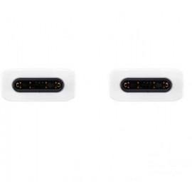 Кабель Samsung EP-DA705BWRGRU USB Type-C (m)-USB Type-C (m) 1м белый (упак.:1шт)