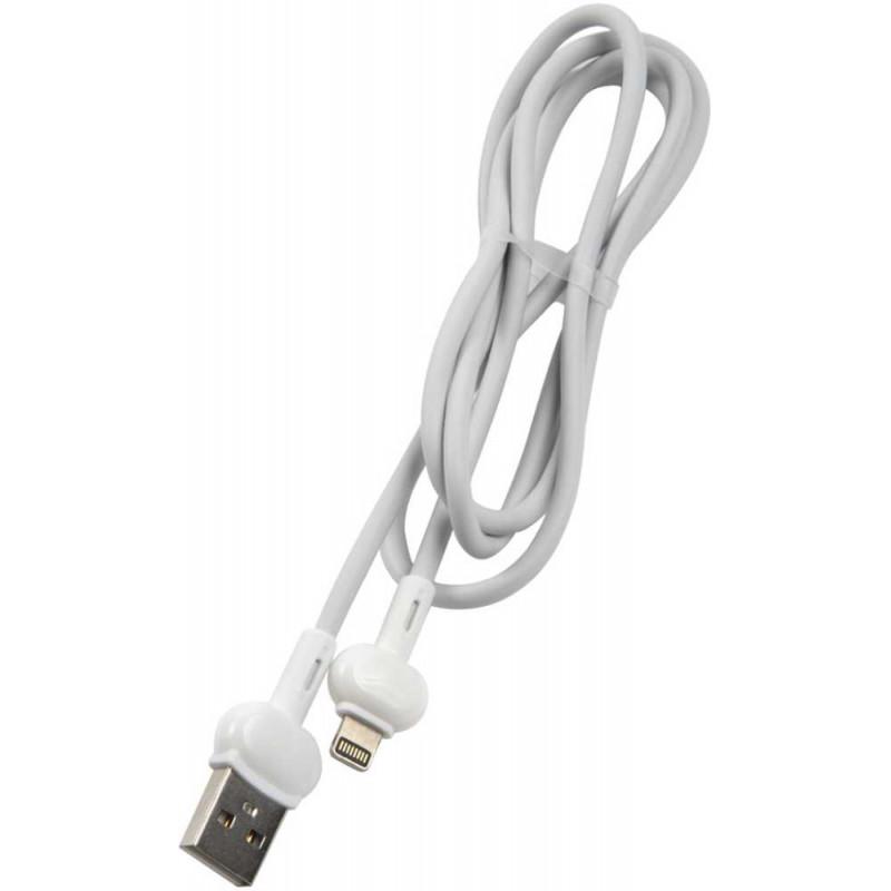 Кабель Redline Candy УТ000021988 Lightning (m) USB A(m) 1м белый