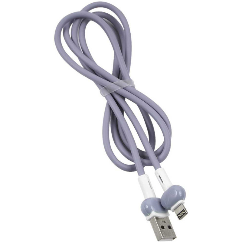 Кабель Redline Candy УТ000021992 Lightning (m) USB A(m) 1м фиолетовый
