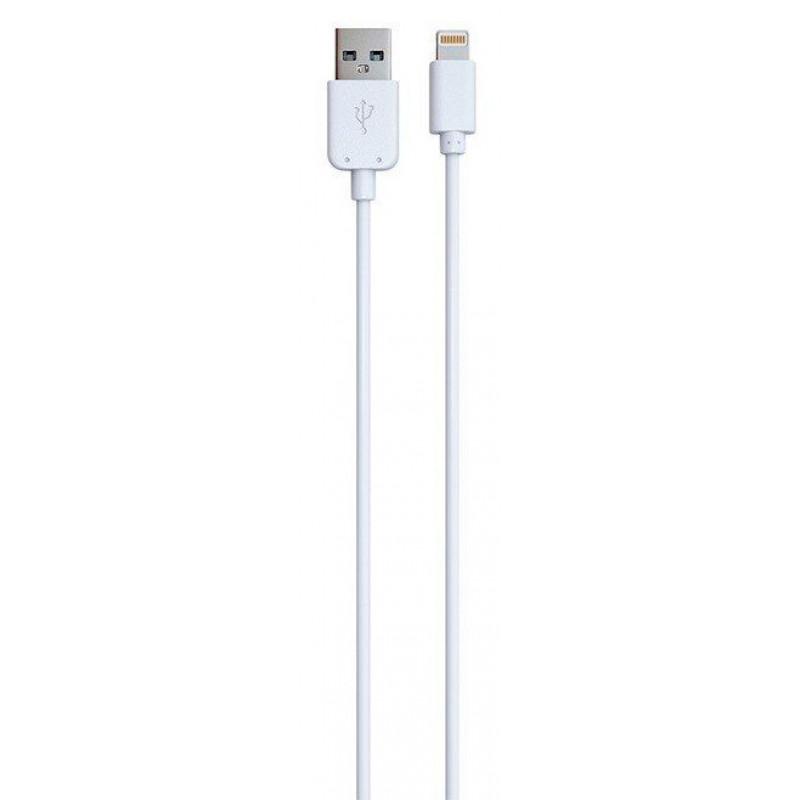Кабель Redline УТ000006493 Lightning (m) USB A(m) 1м белый