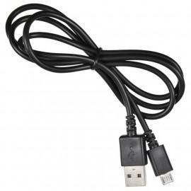 Кабель Buro BHP MICROUSB 0.8 USB (m)-micro USB (m) 0.8м черный