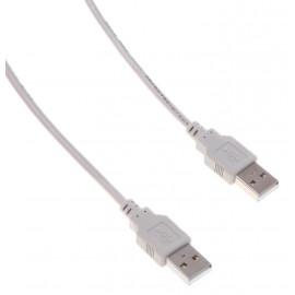 Кабель Buro BHP RET USB_AM18 USB A(m) USB A(m) 1.8м серый блистер