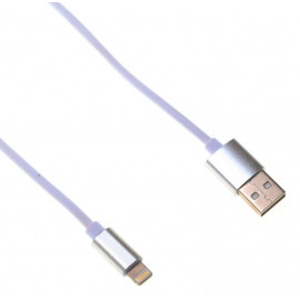 Кабель Buro BHP RET LGHT-W USB (m)-Lightning (m) 1м белый