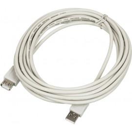 Кабель-удлинитель Ningbo USB A(m) USB A(f) 5м