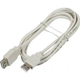 Кабель-удлинитель Ningbo USB2.0-AM-AF-BR USB A(m) USB A(f) 1.8м блистер