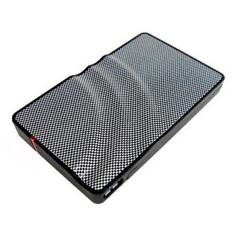 Внешний корпус для HDD AgeStar 3UB2P SATA пластик/алюминий серебристый 2.5