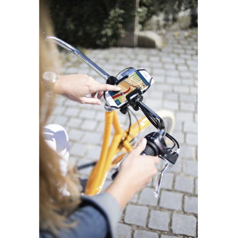 Держатель Hama Bike Holder 00178251 черный для смартфонов (00178251)