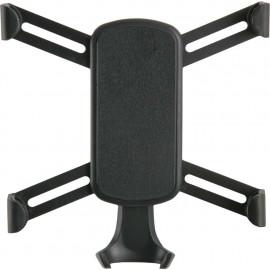 Держатель Redline HOL-01 черный для для смартфонов и навигаторов (УТ000016241)