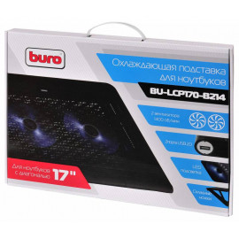 Подставка для ноутбука Buro BU-LCP170-B214 17