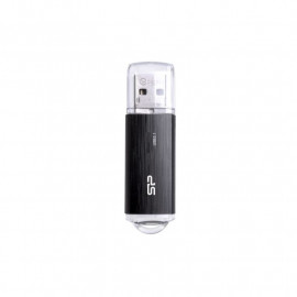 Флеш Диск Silicon Power 128Gb Blaze B02 SP128GBUF3B02V1K USB3.1 черный