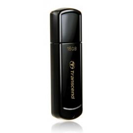Флеш Диск Transcend 16Gb Jetflash 350 TS16GJF350 USB2.0 черный