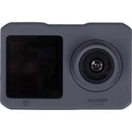 Экшн-камера Digma DiCam 520 серый