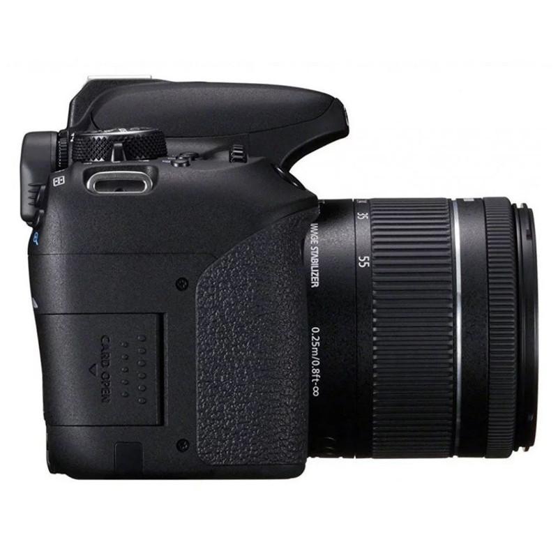 Зеркальный Фотоаппарат Canon EOS 800D черный 24.2Mpix EF-S 18-55mm f/4-5.6 IS STM 3