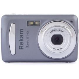 Фотоаппарат Rekam iLook S740i черный 16Mpix 2.4