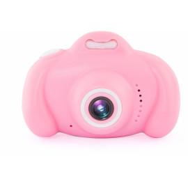 Фотоаппарат Rekam iLook K410i розовый 20Mpix 2