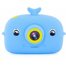 Фотоаппарат Rekam iLook K430i голубой 20Mpix 2