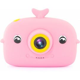 Фотоаппарат Rekam iLook K430i розовый 20Mpix 2