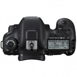 Зеркальный Фотоаппарат Canon EOS 6D Mark II черный 26.2Mpix 3