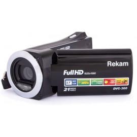 Видеокамера Rekam DVC-360 черный IS el 2.7