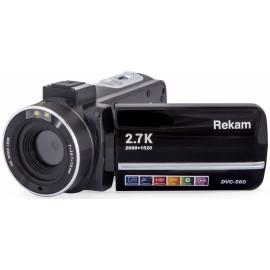 Видеокамера Rekam DVC-560 черный IS el 3
