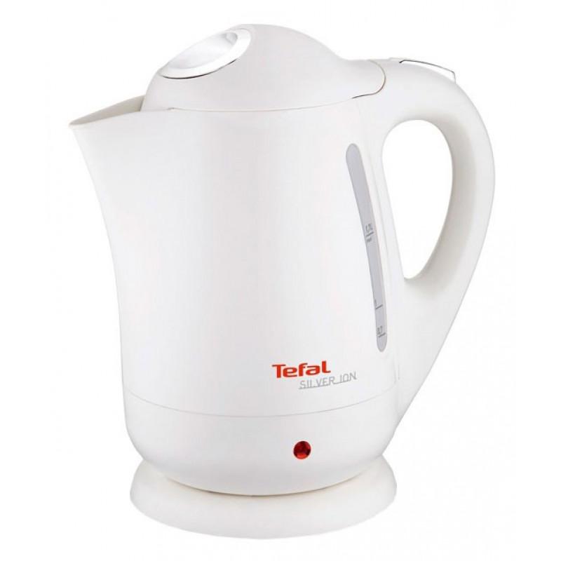 Чайник электрический Tefal BF925132 1.7л. 2400Вт белый (корпус: пластик)