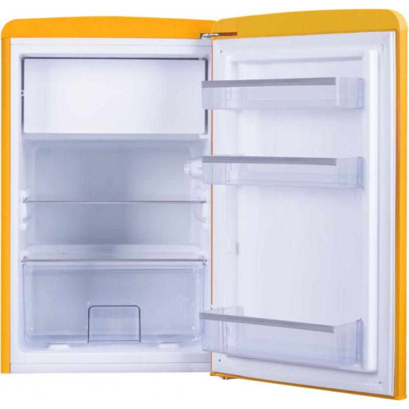 Холодильник Hansa FM1337.3YAA желтый (однокамерный)