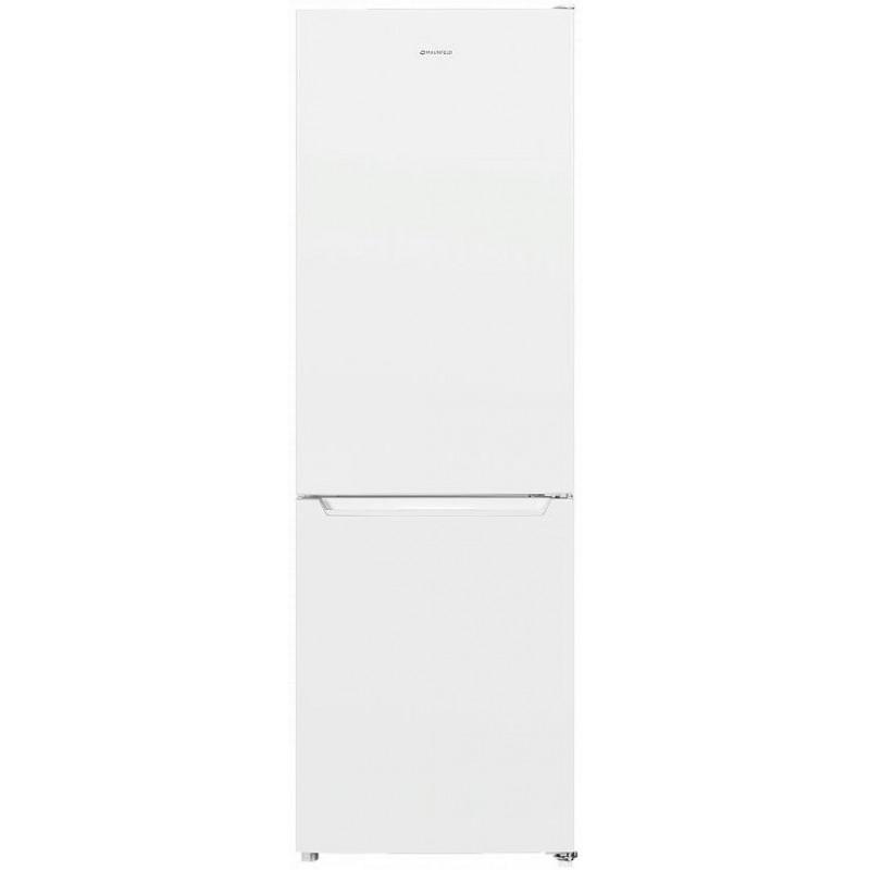 Холодильник Maunfeld MFF185SFW белый (двухкамерный)