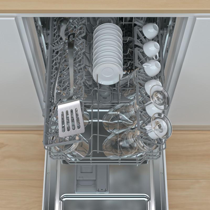 Посудомоечная машина Candy CDIH 2L1047-08 1900Вт узкая