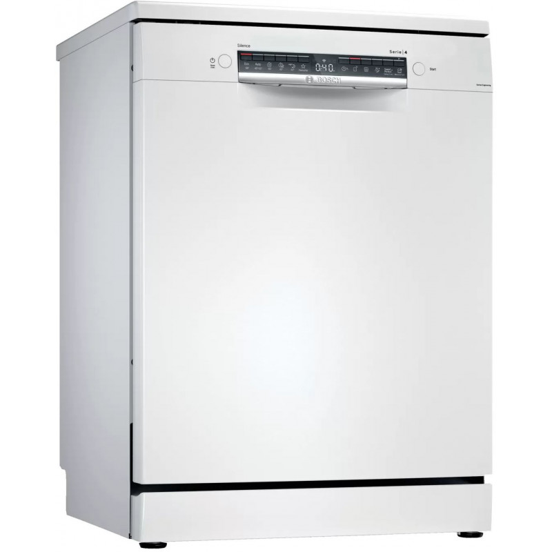 Посудомоечная машина Bosch SMS4HMW1FR белый (полноразмерная)