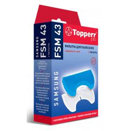Набор фильтров Topperr FSM 43 (2фильт.)
