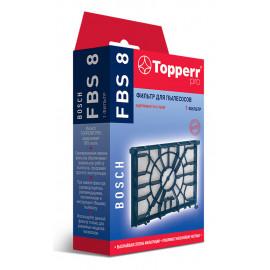 Предмоторный фильтр Topperr FBS8 1195 (1фильт.)