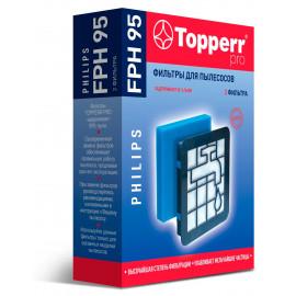 Набор фильтров Topperr FPH95 1191 (2фильт.)