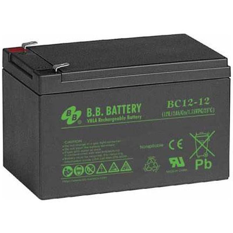 Батарея для ИБП BB BC 12-12 12В 12Ач