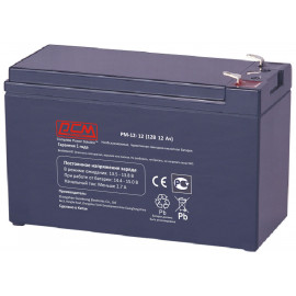 Батарея для ИБП Powercom PM-12-12 12В 12Ач