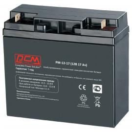 Батарея для ИБП Powercom PM-12-17 12В 17Ач