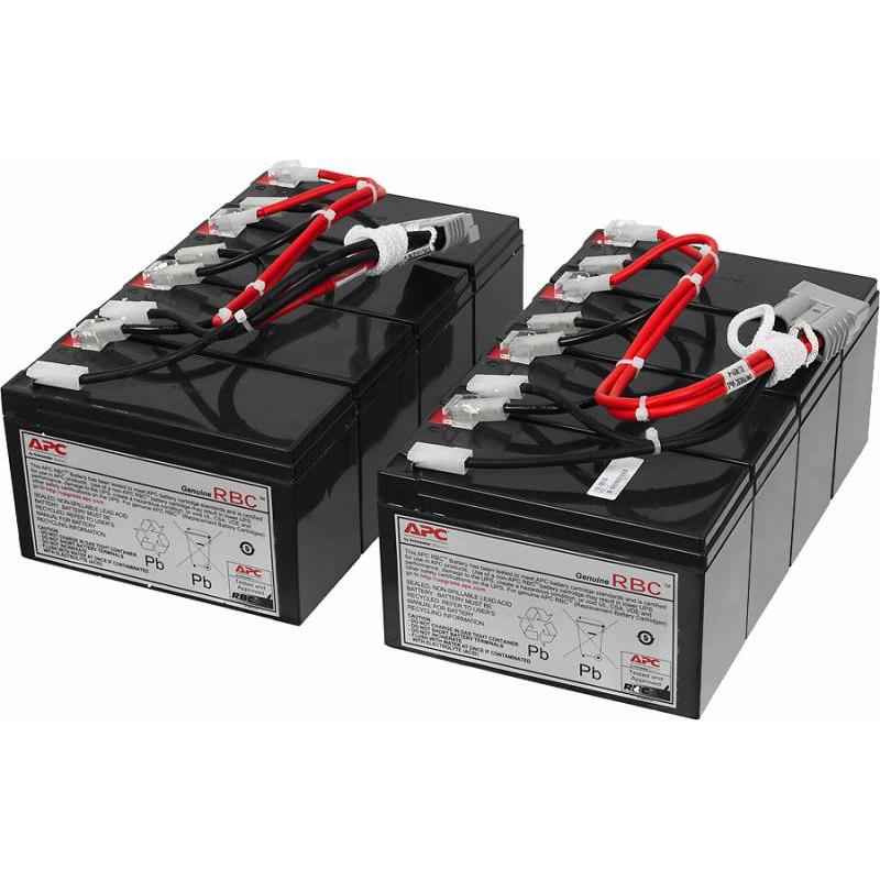 Батарея для ИБП APC RBC12 48В 7Ач для SU3000RMi3U/SU2200RMI3U/SU5000I/SU5000RMI5U