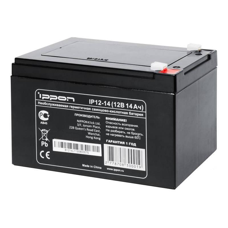 Батарея для ИБП Ippon IP12-14 12В 14Ач