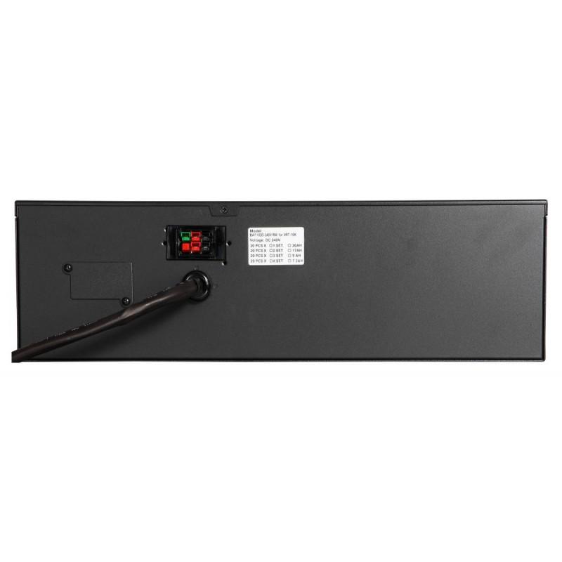 Батарея для ИБП Powercom BAT VGD 240V RM VRT6KPDU 240В 7.2Ач для VRT-6000