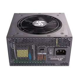 Блок питания Seasonic ATX 650W FOCUS Plus SSR-650PX 80+ platinum (24+4+4pin) APFC 120mm fan 8xSATA Cab Manag RTL