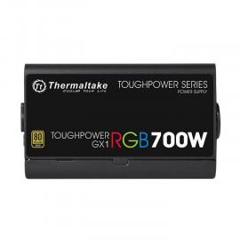 Блок питания Thermaltake ATX 700W Toughpower GX1 RGB 80+ gold (24+4+4pin) APFC 120mm fan color LED 8xSATA RTL