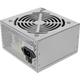 Блок питания Aerocool ATX 400W ECO-400 (24+4pin) PPFC 120mm fan 2xSATA RTL