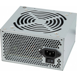Блок питания Aerocool ATX 450W ECO-450 (24+4pin) 120mm fan 2xSATA RTL