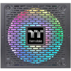 Блок питания Thermaltake ATX 850W Toughpower GF1 ARGB 80+ gold (24+4+4pin) APFC 140mm fan color LED 12xSATA Cab Manag RTL