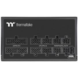 Блок питания Thermaltake ATX 850W Toughpower GF1 ARGB 80+ gold (24+4+4pin) APFC 140mm fan color LED 12xSATA Cab Manag RTL